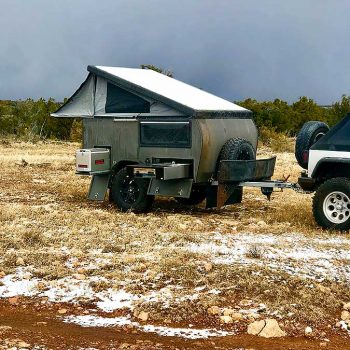 offraod rv little sniper side dirt overlander