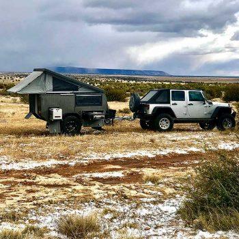 offraod rv little sniper side jeep overlander