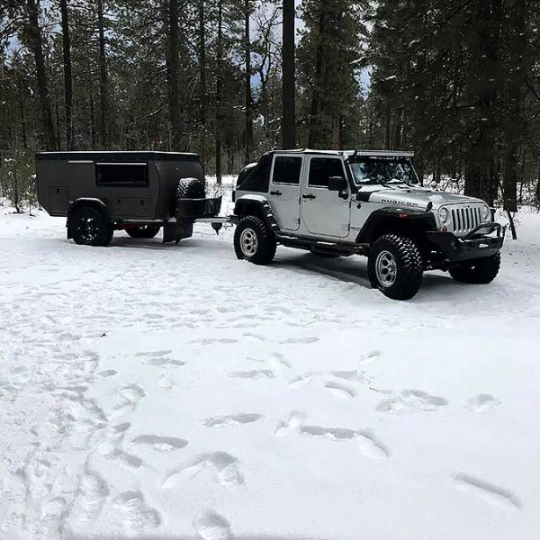 offraod rv little sniper side snow overlander