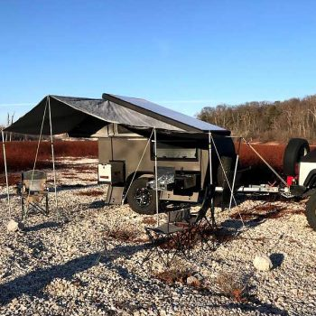 offroad rv overland campers sniperx awning